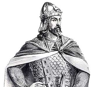 "In 1086 on this day the forces of Alfonso VI King of León and Castile won a decisive victory fought in treacherous conditions over the Almoravid army at the Battle of az-Zallaqah (""slippery ground"")."