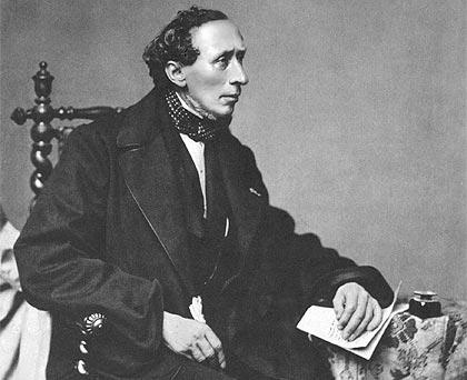 Resultado de imagen de Hans Christian Andersen