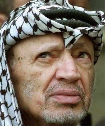 Una muerte que huele a polonio: Serán exhumados los restos de Arafat  Arafat