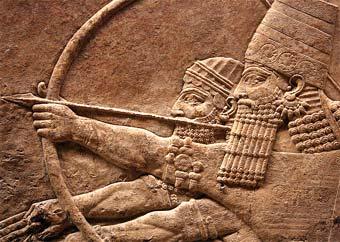 Resultado de imagen de Rey mesopotamio en guerra