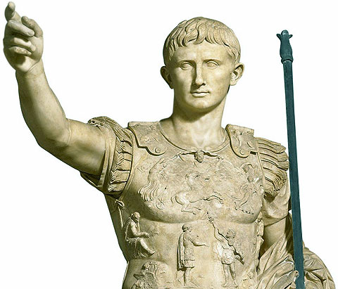Biografia de octavio augusto for Augusto roma