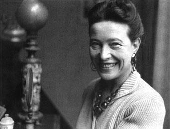 Resultado de imagen para Simone de Beauvoir