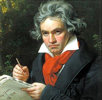 Beethoven Era Sordo De Nacimiento