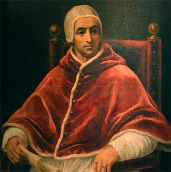Resultado de imagen de BENEDICTO XIII ANTIPAPA