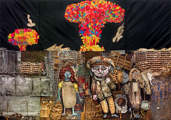 Resultado de imagen de antonio berni obras