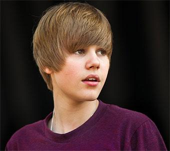 Biografia de Justin Bieber
