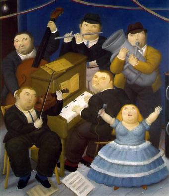 Biografia De Fernando Botero