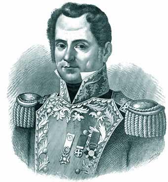 Primeros Gobiernos del México independiente-Gobierno de Trinidad Anastasio de Sales Ruiz Bustamante y Oseguera (1830-1832)