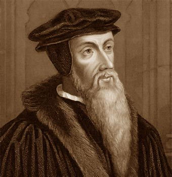Juan Calvino. Reformador Protestante 1509 - 1564