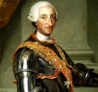 Historia de Dolmatovia Carlos_iii_espana
