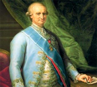 Biografia de Carlos IV de España