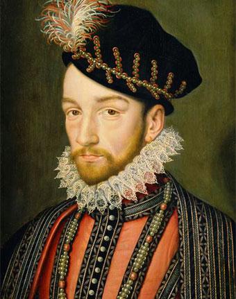 Rey Carlos IX