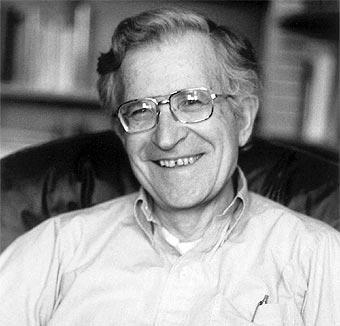 Chomsky fue uno de los padres del lenguaje de programación informático, y posiblemente de los protocolos de telecomunicaciones