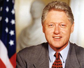 biografia de bill clinton