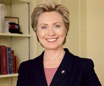 Clinton Hillary Joven