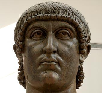 Resultado de imagen para constantino  emperador romano