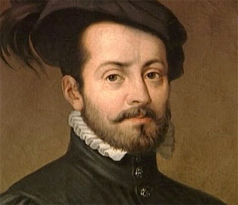 the biography of hernan cortes His name is also spelled hernan cortez cortes sailed for the yucatan peninsula and landed on the island of article from sirs discoverer databasedoc.