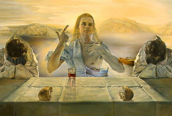 "Building Roam: Salvador Dali's essay ""The Conquest of the Irrational ..."