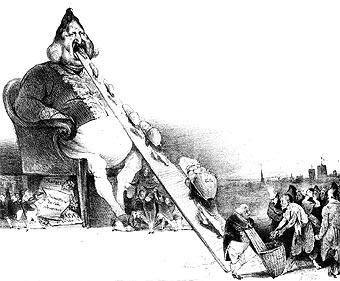 Resultado de imagen de La vida de Daumier