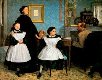 La familia Bellelli