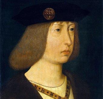 Biografia de Felipe I el Hermoso