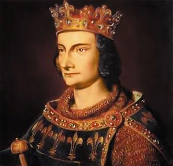 Biografia de Felipe IV de Francia el Hermoso