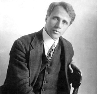 a biography of robert lee frost a poet Robert frost additional biography homework help famed as a new england poet, robert lee frost was actually born in san francisco on march 26, 1874.
