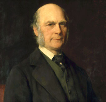 Biografia de Sir Francis Galton