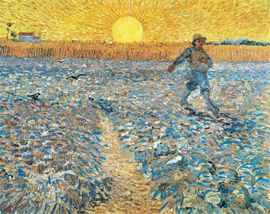 Vincent van Gogh – Conmemoración de su nacimiento