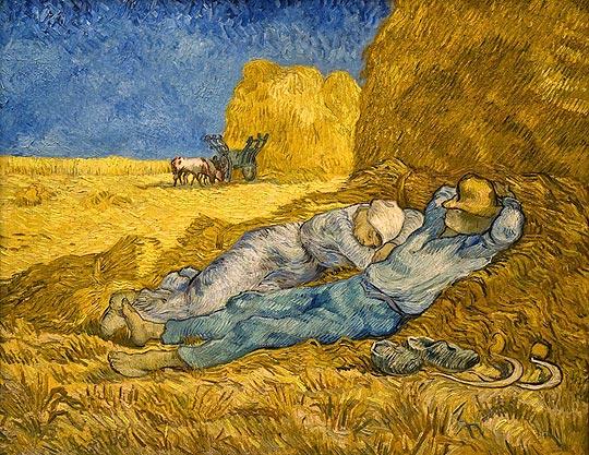 La siesta (1890)