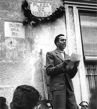 Biografia de Miguel Hernández