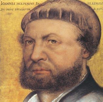 Biografia de Hans Holbein el Joven
