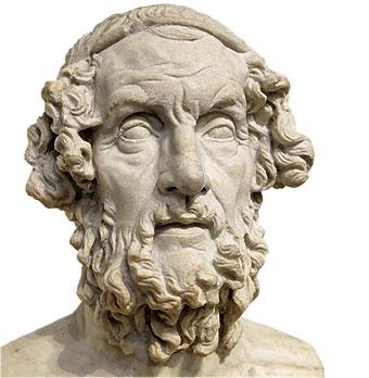 Resultado de imagen de Homero