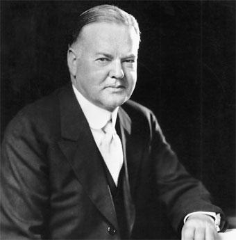 Biografia de Herbert Hoover