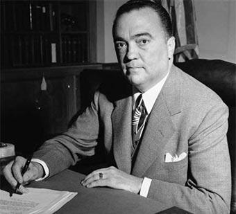 J Edgar Hoover : Er hatte alle in der Hand
