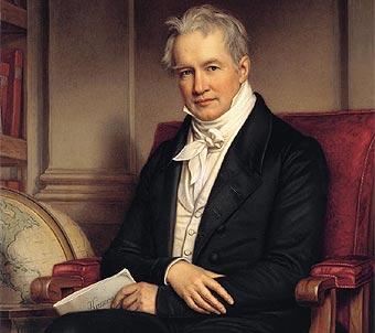 Alexander von Humboldt, su aniversario