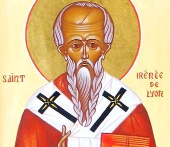 Resultado de imagen para San Ireneo de Lyon