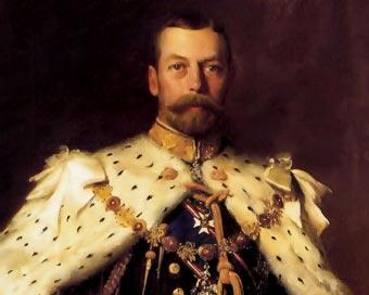 Resultado de imagen para Fotos dEl rey Jorge V