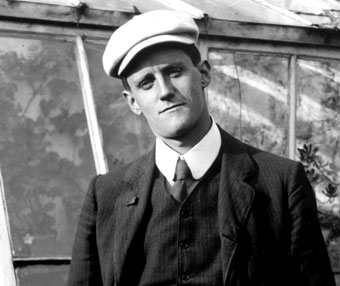 James Joyce en 1904 (1882-1941)