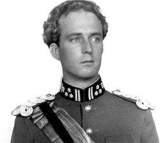 Resultado de imagen para Foto de Leopoldo III, rey de Bélgica