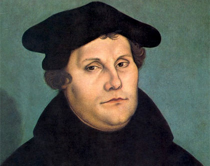 Resultado de imagen de lutero