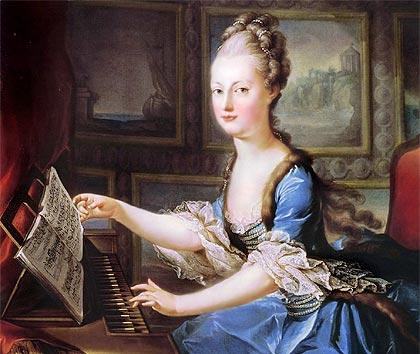 Resultado de imagen para Foto de María Antonieta de Austria