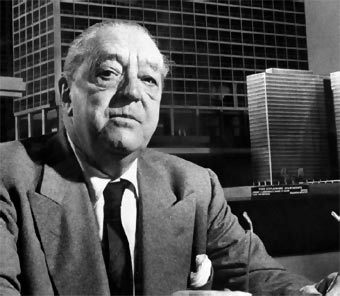 biografia de ludwig mies van der rohe. Black Bedroom Furniture Sets. Home Design Ideas