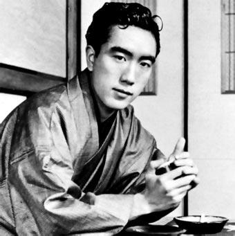 Resultado de imagen para Yukio Mishima