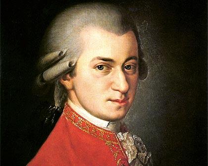 Biografia De Wolfgang Amadeus Mozart