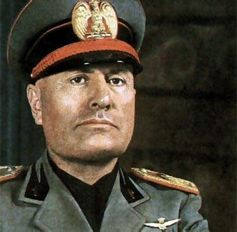 Benito Mussolini: breve biografía