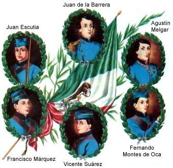 Biografia De Los Niños Héroes