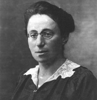 Biografia de Emmy Noether