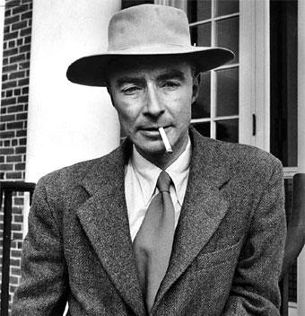 Resultado de imagen para Robert Oppenheimer