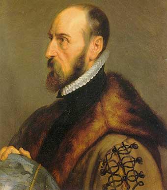 Resultado de imagen para Abraham Ortelius